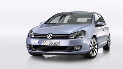 2008 Volkswagen Golf VI 1