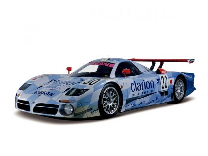 1998 Nissan R390 GT1 1