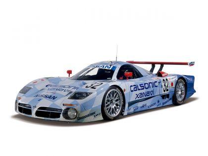1998 Nissan R390 GT1 2
