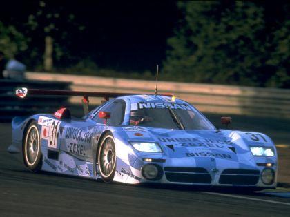 1998 Nissan R390 GT1 4