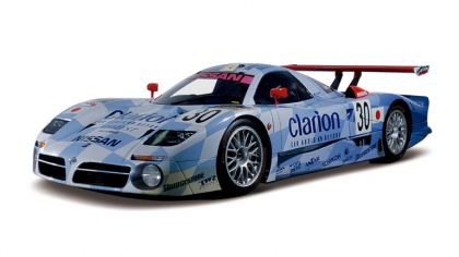 1998 Nissan R390 GT1 9