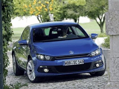 2008 Volkswagen Scirocco 20