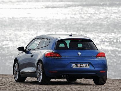 2008 Volkswagen Scirocco 27