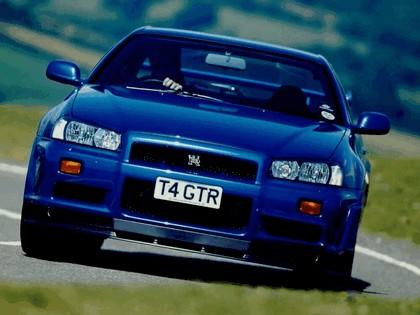 1998 Nissan Skyline GT-R R34 6