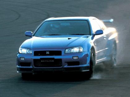 1998 Nissan Skyline GT-R R34 8