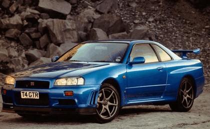 1998 Nissan Skyline GT-R R34 10