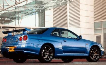1998 Nissan Skyline GT-R R34 11