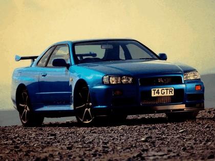 1998 Nissan Skyline GT-R R34 12