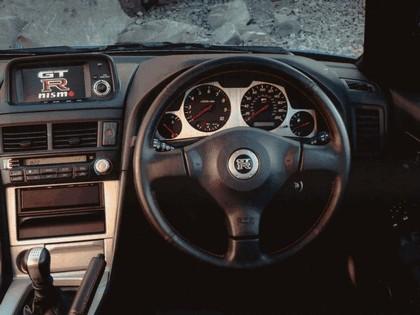 1998 Nissan Skyline GT-R R34 15