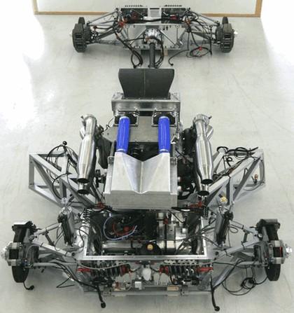 2008 Weber Sportscars Faster One 17