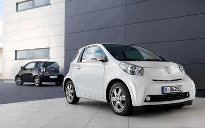 2008 Toyota iQ  european version 2