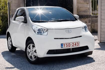 2008 Toyota iQ  european version 4