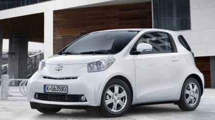 2008 Toyota iQ  european version 9