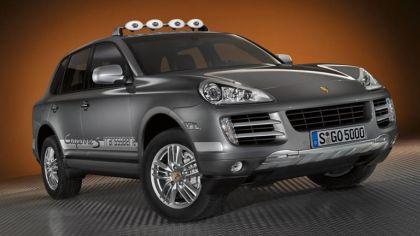 2008 Porsche Cayenne S Transsyberia 2