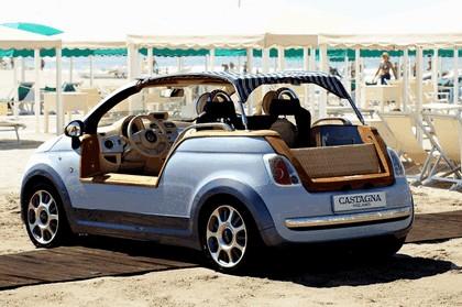 2008 Fiat 500 Tender Two EV by Castagna 3