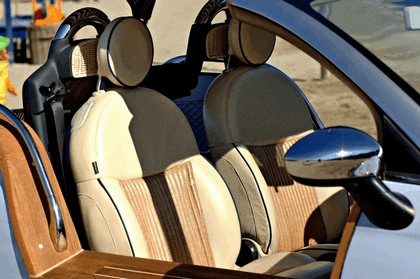 2008 Fiat 500 Tender Two EV by Castagna 8