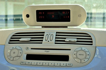 2008 Fiat 500 Tender Two EV by Castagna 10