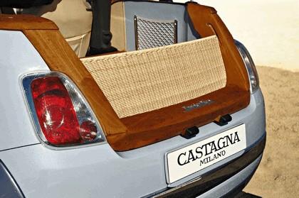 2008 Fiat 500 Tender Two EV by Castagna 12