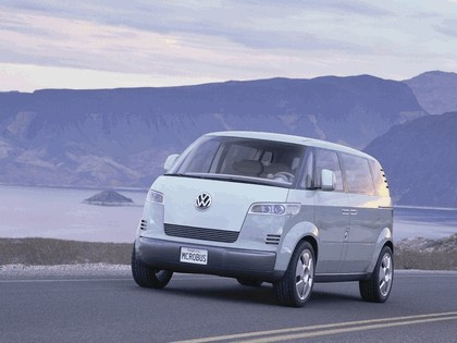 2008 Volkswagen Microbus concept 1