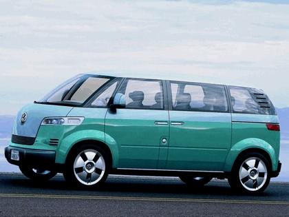 2008 Volkswagen Microbus concept 5