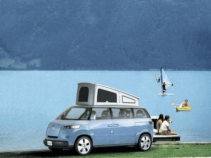 2008 Volkswagen Microbus concept 6