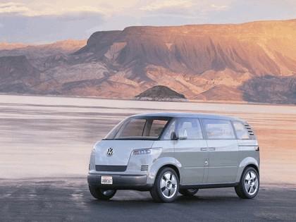 2008 Volkswagen Microbus concept 7