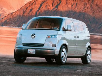 2008 Volkswagen Microbus concept 8