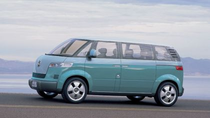 2008 Volkswagen Microbus concept 9