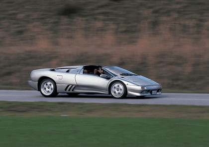 1998 Lamborghini Diablo roadster 3