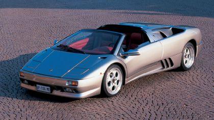 1998 Lamborghini Diablo roadster 4