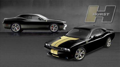 2008 Dodge Challenger Hurst-Hemi 8