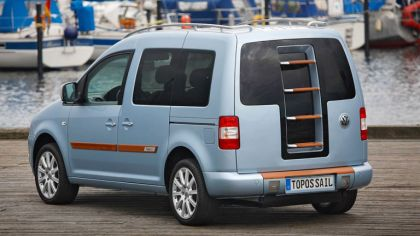 2008 Volkswagen Caddy Topos Sail 1