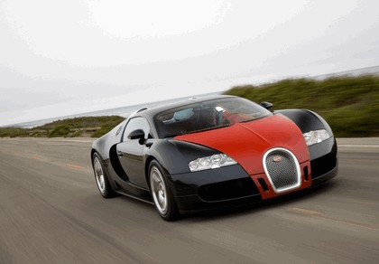 2008 Bugatti Veyron 16.4 Fbg par Hermès ( new colours ) 10