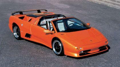 1998 Lamborghini Diablo roadster SV 4