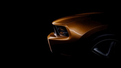 2008 Ford Mustang teasers 1