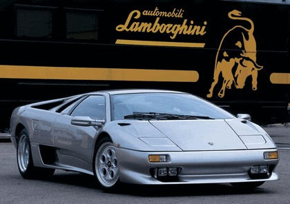 1998 Lamborghini Diablo VT 1