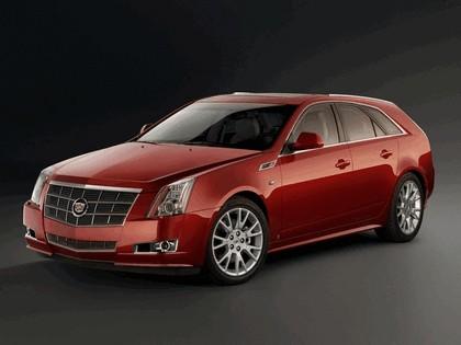 2008 Cadillac CTS Sport Wagon 1