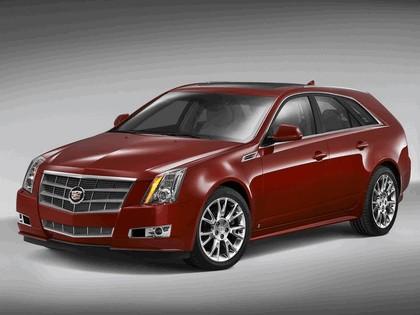2008 Cadillac CTS Sport Wagon 4