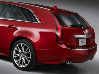 2008 Cadillac CTS Sport Wagon 7