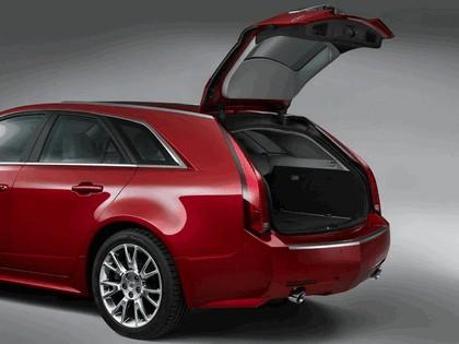 2008 Cadillac CTS Sport Wagon 8