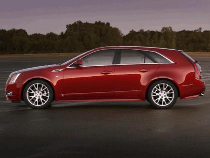 2008 Cadillac CTS Sport Wagon 11