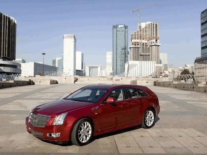 2008 Cadillac CTS Sport Wagon 20