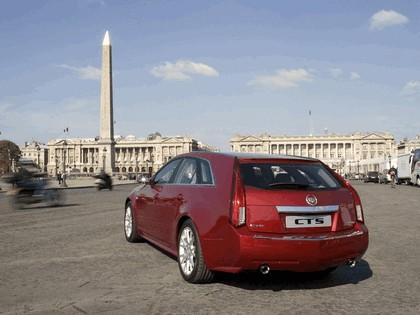 2008 Cadillac CTS Sport Wagon 23