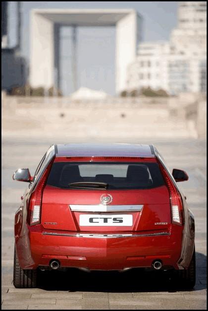 2008 Cadillac CTS Sport Wagon 27