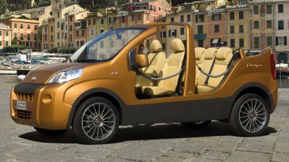 2008 Fiat Fiorino show van Portofino concept 6