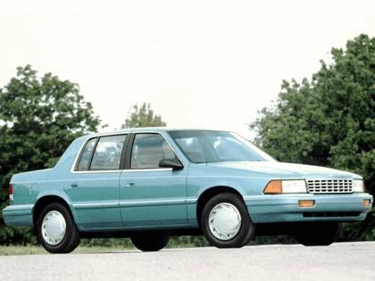 1993 Plymouth Acclaim 1