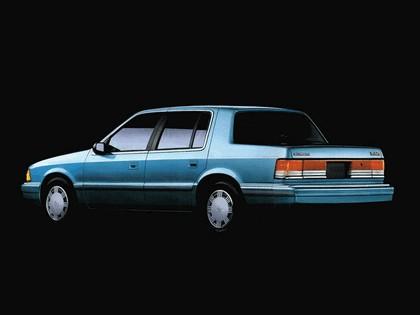 1993 Plymouth Acclaim 2