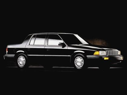 1993 Plymouth Acclaim 3