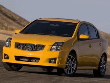2008 Nissan Sentra SE-R Spec V 1