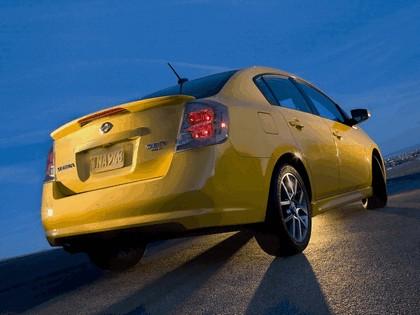2008 Nissan Sentra SE-R Spec V 2